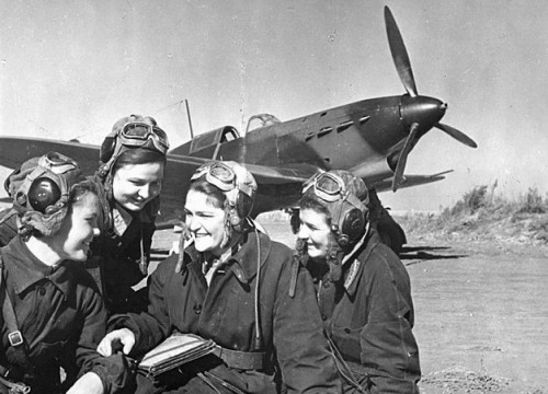 URSS donne pilota
