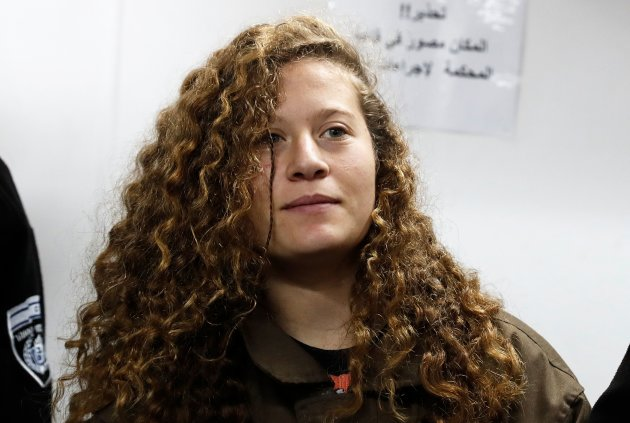 ISRAEL-PALESTINIAN-CONFLICT-TAMIMI